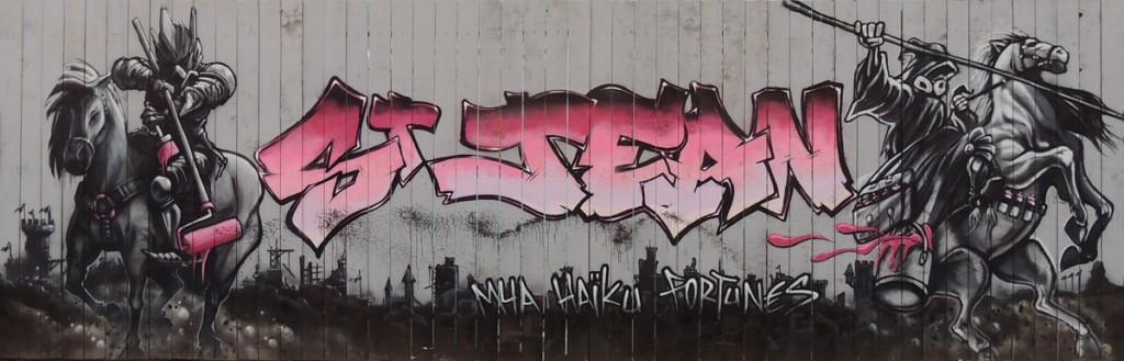 Graff St Jean
